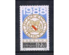 1988 - LOTTO/FRA2546N - FRANCIA - CITTA' DI STRASBURGO - NUOVO