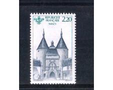 1986 - LOTTO/FRA2417N - FRANCIA - FEDERAZ. SOCIETA' FILATELICHE - NUOVO