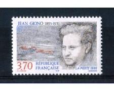 1995 - LOTTO/FRA2923 - FRANCIA - JEAN GIONO - NUOVO