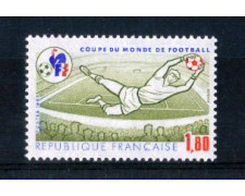 1982 - LOTTO/FRA2209N - FRANCIA - COPPA DEL MONDO CALCIO - NUOVO