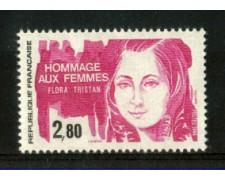1984 - LOTTO/FRA2303N - FRANCIA - FLORA TRISTAN - NUOVO