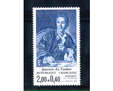 1984 - LOTTO/FRA2304N - FRANCIA - GIORNATA DEL FRANCOBOLLO - NUOVO