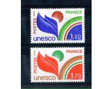 1978 - LOTTO/FRAS57CPN - SERVIZIO UNESCO 2v. - NUOVI