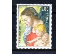 1977 - LOTTO/FRA1958N - FRANCIA - 2 Fr. RUBENS - NUOVO