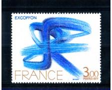 1977 - LOTTO/FRA1951N - FRANCIA - 3 Fr. EXCOFFON - NUOVO