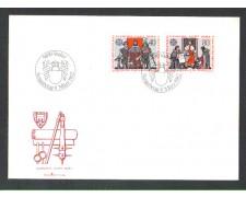 1982 - LOTTO/LIE733FDC - EUROPA AVVENIMENTI STORICI - BUSTA FDC
