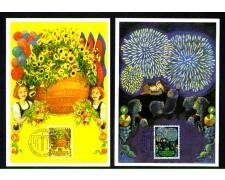 1981 - LOTTO/LIE706MAX - LIECHTENSTEIN - EUROPA - CART. MAXIMUM