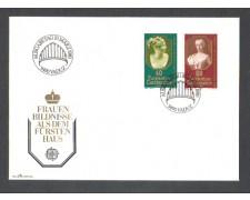 1980 - LOTTO/LIE683FDC - LIECHTENSTEIN - EUROPA - BUSTA FDC