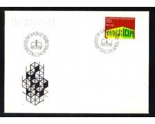 1969 - LOTTO/LIE454FDC - LIECHTENSTEIN - EUROPA - BUSTA FDC