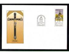 1994 - LOTTO/ALA91FDC - ALAND -  CHIESA DI SUND - BUSTA FDC