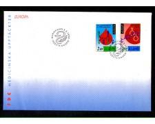 1994 - LOTTO/ALA87FDC - ALAND - EUROPA - BUSTA FDC