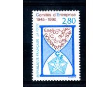 1995 - LOTTO/FRA2920N - FRANCIA - CONSIGLI DI FABBRICA - NUOVO