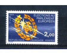 1984 - LOTTO/FRA2306N - FRANCIA - PARLAMENTO EUROPEO - NUOVO
