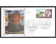 1971 - LBF/3906 - FRANCIA - 150° ANNIVERSARIO DI NAPOLEONE - BUSTA