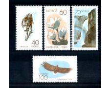 1970 - LOTTO/NORV561CPN - NORVEGIA - ANNO EUROPEO NATURA  - NUOVI