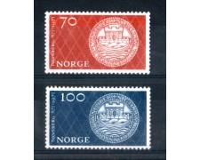 1971 - LOTTO/NORV576CPN - NORVEGIA - CITTA' DI TONSBERG - NUOVI