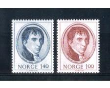 1973 - LOTTO/NORV623CPN - NORVEGIA - JACOB AALL - NUOVI