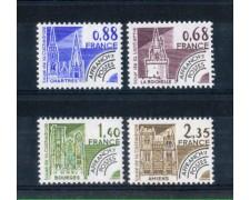1979 - LOTTO/FRAP165CPN - PREANNULLATI MONUMENTI STORICI 4v. - NUOVI