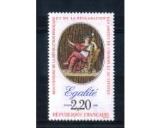 1989 - LOTTO/FRA2566N - FRANCIA - 2,20 LIBERTA' - NUOVO