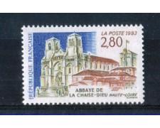 1993 - LOTTO/FRA2815 - FRANCIA - ABBAZIA CHAISE-DIEU - NUOVO