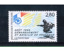 1994 - LOTTO/FRA2884N - FRANCIA - SBARCO ALLEATO - NUOVO