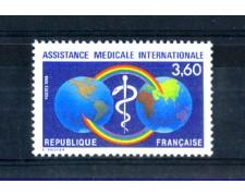 1988 - LOTTO/FRA2529N - FRANCIA -  ASSISTENZA MEDICA - NUOVO