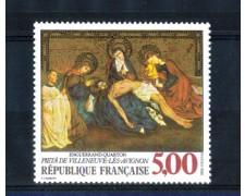 1988 - LOTTO/FRA2552N - FRANCIA - 5 Fr. QUADRO DI  E. QUARTON - NUOVO