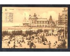 BELGIO - 1930 - OSTENDA - LE KURSAAL E LA PLAGE