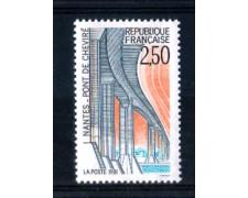 1991 - LOTTO/FRA2684N - FRANCIA - 2,50 Fr. NANTES - NUOVO