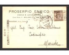 MILANO - 1926 - LBF/1363 - PROSERPIO ENRICO CICLI E ACCESSORI
