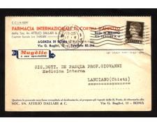 CORTINA D'AMPEZZO - 1932 - LBF/1361 - FARMACIA INTERNAZIONALE DI CORTINA