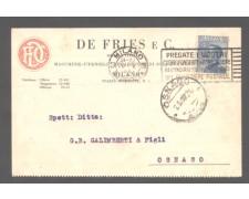 MILANO - 1921 - LBF71368 - DE FRIES E C. MACCHINE UTENSILI