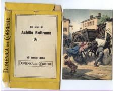 1960 - LOTTO/10482 - RACCOLTA DI 40 CARTOLINE DELLA DOMENICA DEL CORRIERE