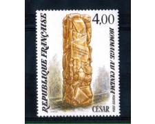 1984 - LOTTO/FRA2301N - FRANCIA - 4 Fr. SCULTURA DI BALDACCINI - NUOVO