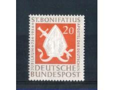 1954 - LOTTO/10501 - GERMANIA FEDERALE - 20p.  S.BONIFACIO - NUOVO