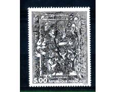 1991 - LOTTO/FRA2710N - FRANCIA - 5 Fr.  OPERA DI FRANCOIS ROUAN - NUOVO