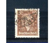 1926 - LOTTO/GER388U1 - GERMANIA REICH - 50p. J.S. BACH - USATO