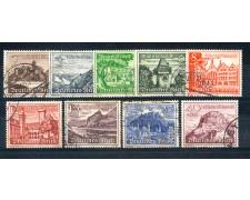 1939 - LOTTO/GER662CPU - GERMANIA REICH - SOCCORSO INVERNALE - USATI