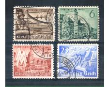 1940 - LOTTO/GER666CPU - GERMANIA REICH - FIERA DI LIPSIA - USATI