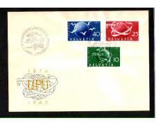 1949 - LOTTO/10627 - SVIZZERA - 75° ANNIVERSARIO U.P.U. - BUSTA