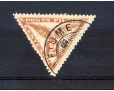 1919 - LOTTO/FIUG69U - FIUME - 2 CENT. PER GIORNALI - USATO
