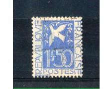 1934 - LOTTO/FRA294 - FRANCIA - COLOMBA DELLA PACE - USATO