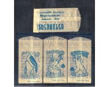 1918 - REGNO - LOTTO/10676 - SERIE DI BUSTINE PUBBLICITARIE