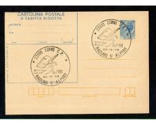 1978 - LOTTO/3349CP - ITALIA - RADUNO 5° ALPINI - CARTOLINA POSTALE
