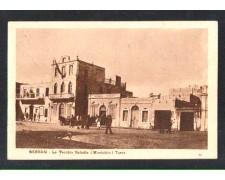 LIBIA - 1928 - LBF/1163 - BENGASI LA VECCHIA BELADIA - VIAGGIATA