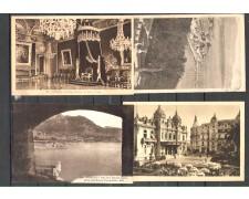 MONTECARLO/MONACO - 1928/33 - LOTTO/10737 -  4 CARTOLINE ILLUSTRATE