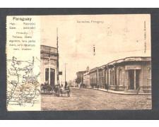 PARAGUAY ASUNCION - 1925 - CARTOLINA  VIAGGIATA PER L'ITALIA