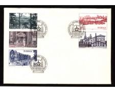 1980 - LBF/3994 - SVEZIA - TURISMO HALSINGLAD - BUSTA FDC