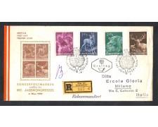 1959 - LOTTO/1378 - AUSTRIA - CONGRESSO CACCIA - BUSTA FDC