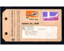 1975 - LOTTO/1444 - SAN MARINO -  PLICO POSTALE ASSICURATO